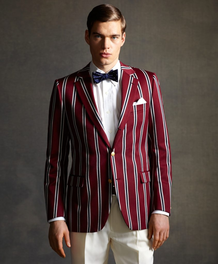 Americana rayas Gatsby Collection Brook Brothers