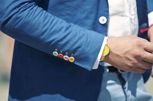 Detalle Botones de colores