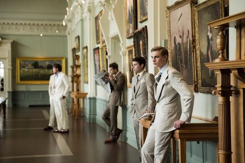 Trajes verano Savile Row tailors