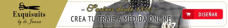 Exquisuits alta sastrería online - crea tu traje a medida online