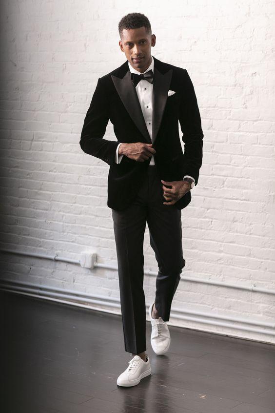 Smoking negro Knot Standard